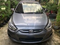 Selling Silver Hyundai Accent 2016 in Parañaque