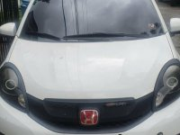 White Honda Mobilio 2015 for sale in Paranaque