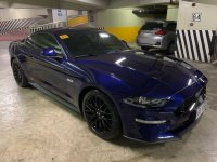 Selling Blue Ford Mustang 2019 in Mandaluyong