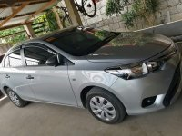 Silver Toyota Vios 2016 for sale in Manila