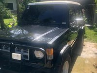 Selling Black Mitsubishi Pajero 1997 in Mandaue