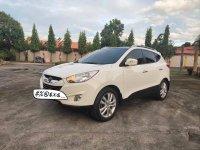 White Hyundai Tucson 2014 for sale in Bulakan
