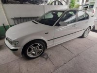 White 2004 BMW 318I in General Trias