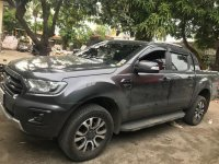 Selling Grayblack Ford Everest 2019 in Silang
