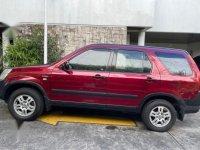 Honda CR-V 2.0 i-VTEC (A) 2002