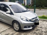 Brightsilver Honda Mobilio 2016 for sale in Taguig
