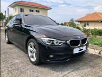 Selling Black BMW 3-Series 2017 in Santa Rosa