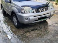 Selling Silver Nissan X-Trail 2007 in Quezon