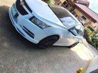 Selling White Chevrolet Cruze 2011 in Marikina