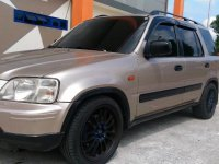 Silver Honda CR-V 1998 for sale in Quezon