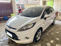 Selling White Ford Fiesta 2013 in Cebu