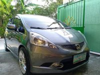 Silver Honda Jazz 2010 for sale in Batangas