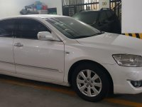 Pearlwhite Toyota Camry 2018 for sale in San Juan