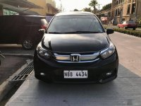 Black Honda Mobilio 2017 in Manila