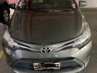 Silver Toyota Vios 2017 for sale in Manila