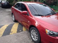 Selling Red Mitsubishi Lancer 2014 in Parañaque