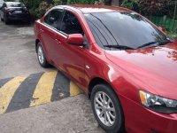 Selling Red Mitsubishi Lancer 2014 in Parañaque