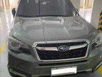 Silver Subaru Forester 2018 for sale in Paranaque
