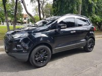 Selling Black Ford Ecosport 2017 in Las Pinas