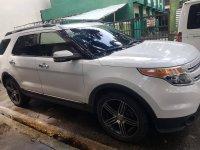 Ford Explorer Auto 2012