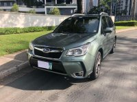 Green Subaru Forester 2013 for sale in Taguig