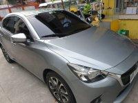 Brightsilver Mazda 2 2016 for sale in Makati