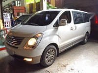 White Hyundai Starex 2015 for sale in Pasay