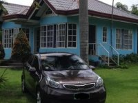 Purple Kia Rio 2013 for sale in Capas