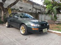 Selling Green Toyota Corolla 1995 in Genral Trias