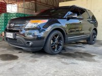 Black Ford Explorer 2014 for sale in Paranaque