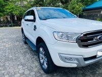 White Ford Everest 2018 for sale in Muntinlupa
