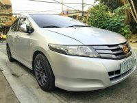 Brightsilver Honda City 2009 for sale in Marikina