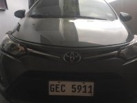 Selling Silver Toyota Vios 2016 in Marikina