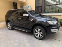 Black Ford Everest 2016 for sale in Pasig