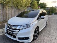 White Honda Odyssey 2015 for sale in Manila