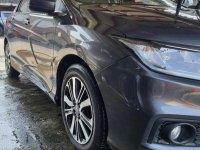 Silver Honda City 2018 for sale in Manila