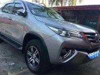 2017 Toyota Fortuner in Quezon City