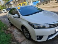 Pearl White Toyota Corolla Altis 2016 for sale in Manila