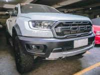 White Ford Ranger Raptor 2019 for sale in Santo Tomas