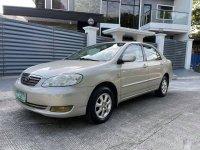 Grey Toyota Corolla 2006 for sale in Laguna