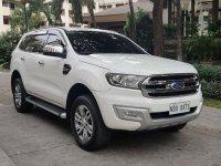 White Ford Everest 2016 for sale in Binangonan