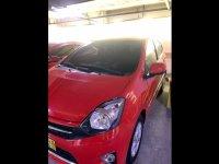 Sell Red 2016 Toyota Wigo Hatchback in Manila
