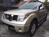 Selling Golden Nissan Navara 2012 Truck in Olongapo