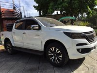 Sell White 2017 Chevrolet Colorado Truck at Automatic in  at 47000 in Gapan