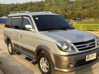 Selling Grey Mitsubishi Adventure 2015 in Dagupan