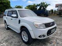 White Ford Everest 2015 SUV for sale in Santa Fe