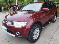 Sell Red 2013 Mitsubishi Montero in Manila