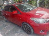 Sell Red 2016 Toyota Vios Sedan in General Santos