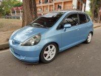 Selling Blue Honda Fit 2001 in Caloocan
