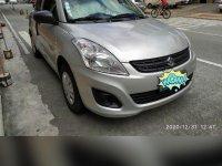 Selling Brightsilver Suzuki Swift 2013 in Quezon